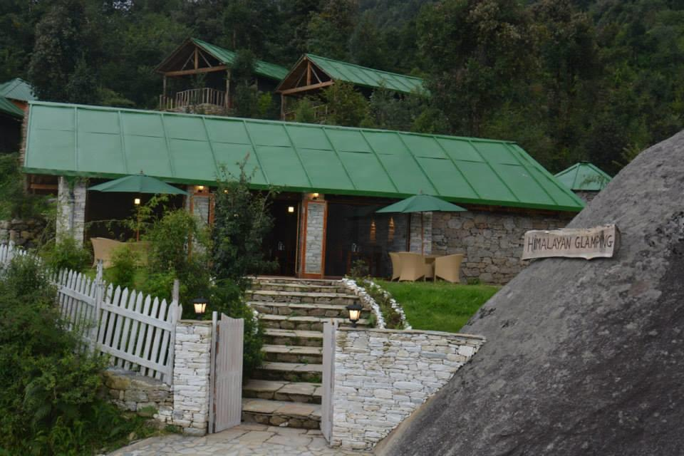 Himalayan Glamping Retreat