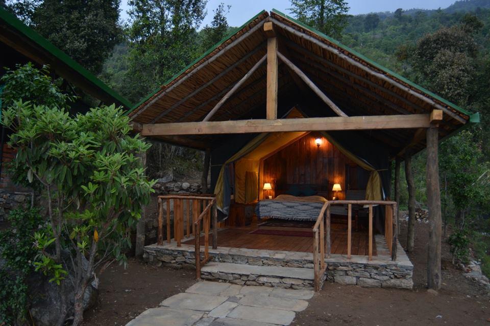 Accommodation at Himalayan Glamping Retreat Glamping