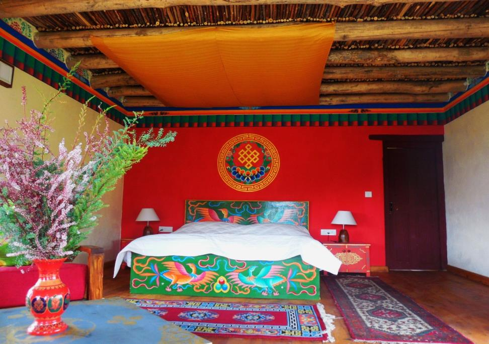 Accommodation at Shey Bhumi, Leh Shey