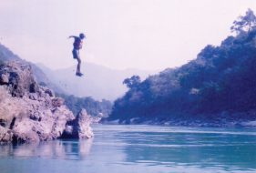 Adventure vacations in Rishikesh