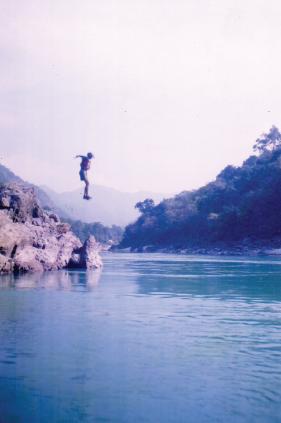 adventure vacations in rishikesh