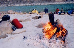 Camping in Rishikesh(3)