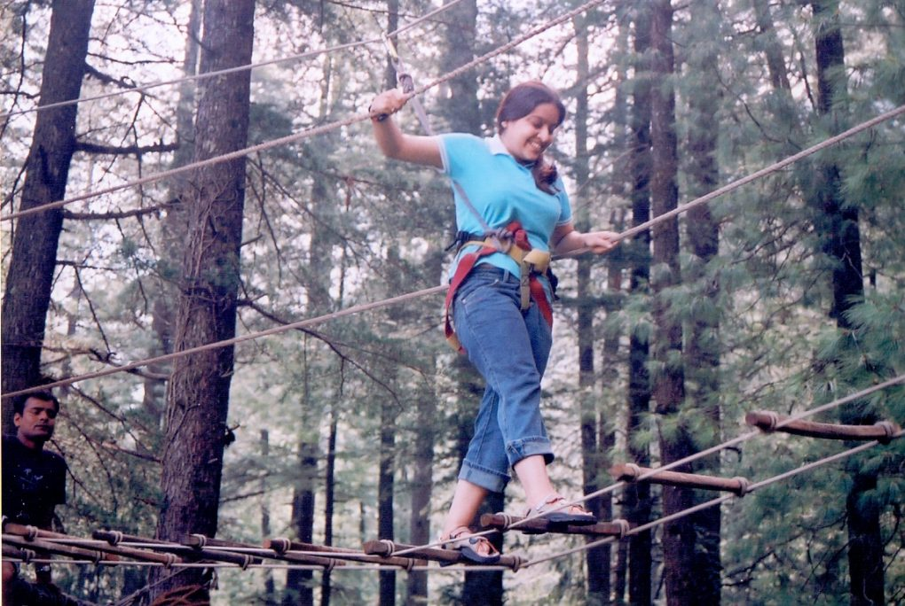 ropecourse adventure in india