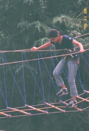 ropecourse adventure in india(11)