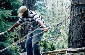 Ropecourse Adventure in India(13)