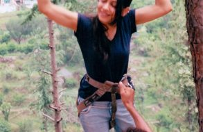 Ropecourse Adventure in India(14)
