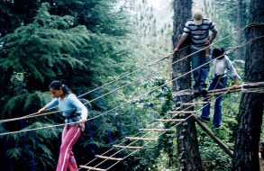 Ropecourse Adventure in India(16)