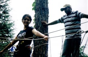 Ropecourse Adventure in India(7)