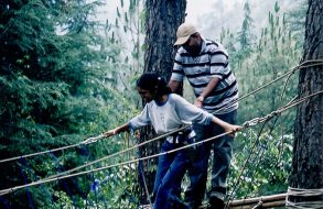 Ropecourse Adventure in India(9)