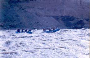 Rafting Tour in Ladakh