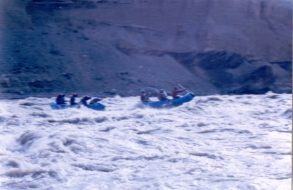 Rafting Tour in Ladakh