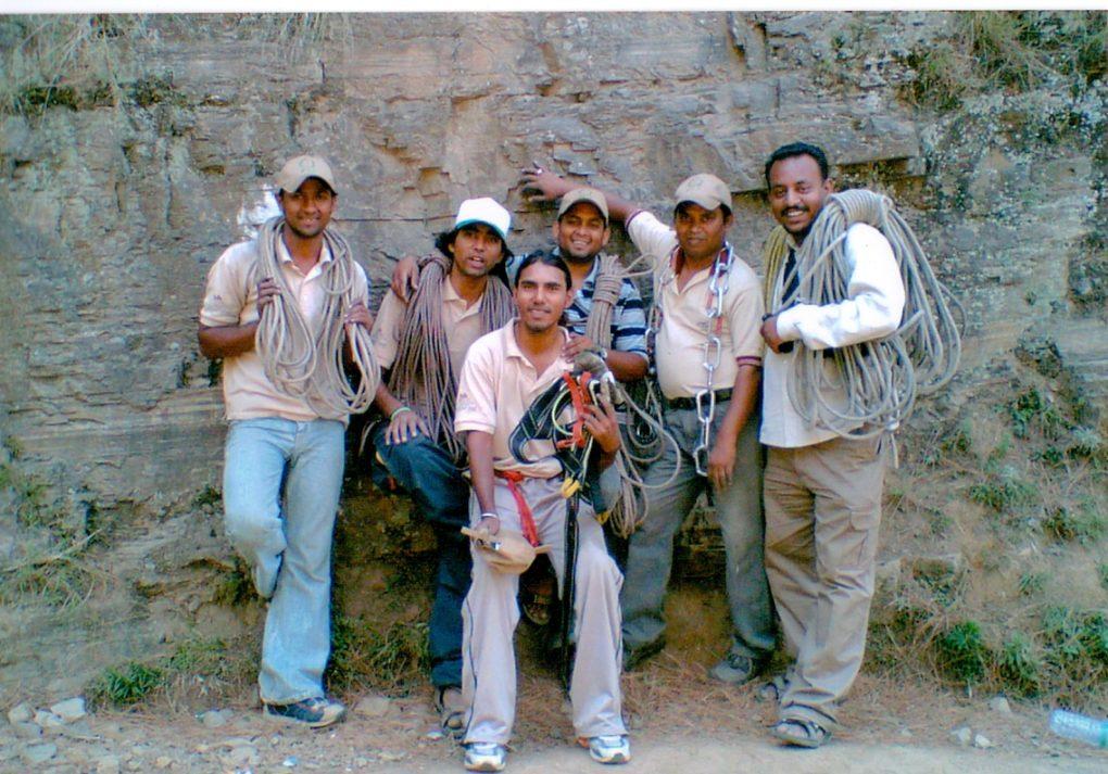 Ropecourse Adventure Team