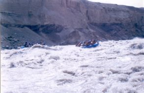 Rafting Trip to Ladakh