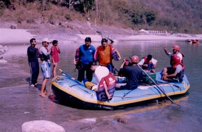 Rishikesh Water Rafting