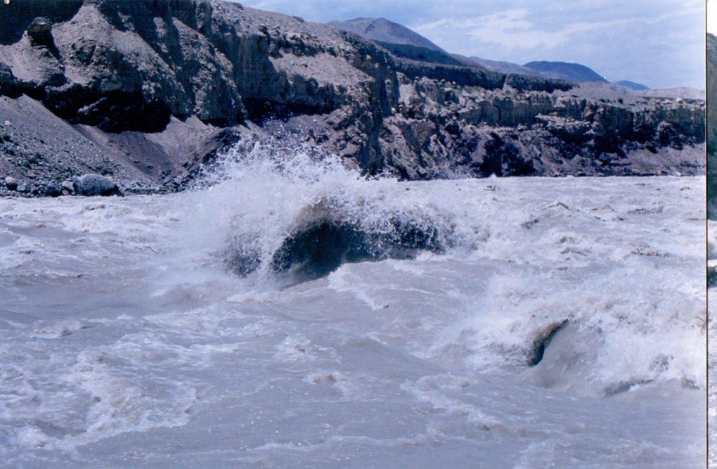 River rafting trip to Ladakh