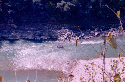 Rafting trip to Rishikesh (2)