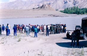Outdoor Adventure Learning in Ladakh