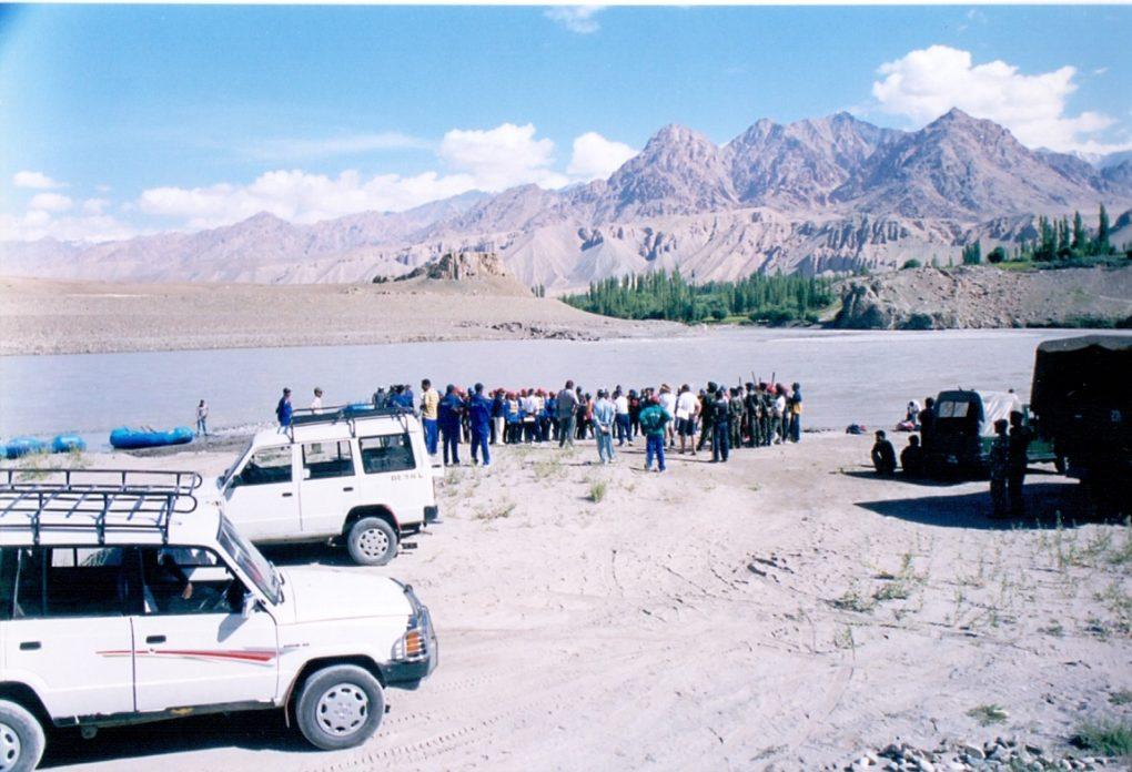 ladakh adventure expedition