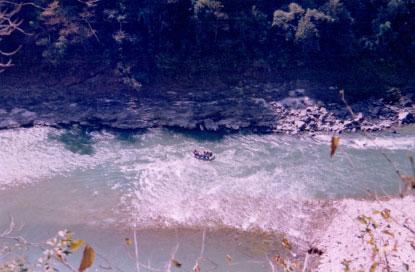Rafting trip to Rishikesh (7)