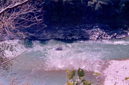 Rafting trip to Rishikesh (5)