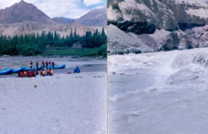 River Rafting Group Tour to Ladakh