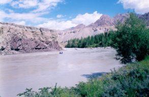 Rafting trip ladakh