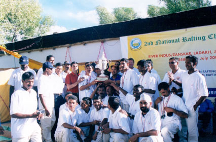 2nd National Rafting Championship(2)