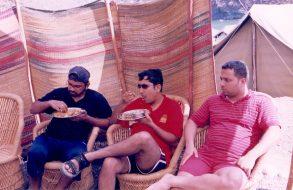 Camping in Rishikesh(12)