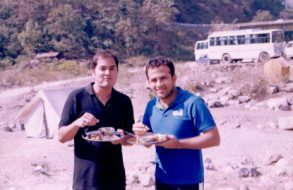 Camping in Rishikesh(23)