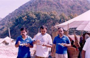 Camping in Rishikesh(24)