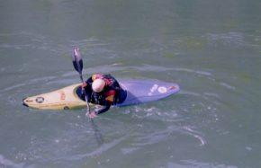 Kayaking in India(2)