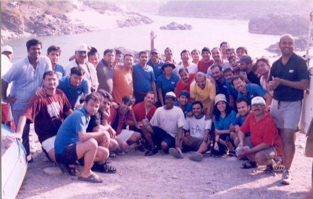 Rishikesh group tour(1)
