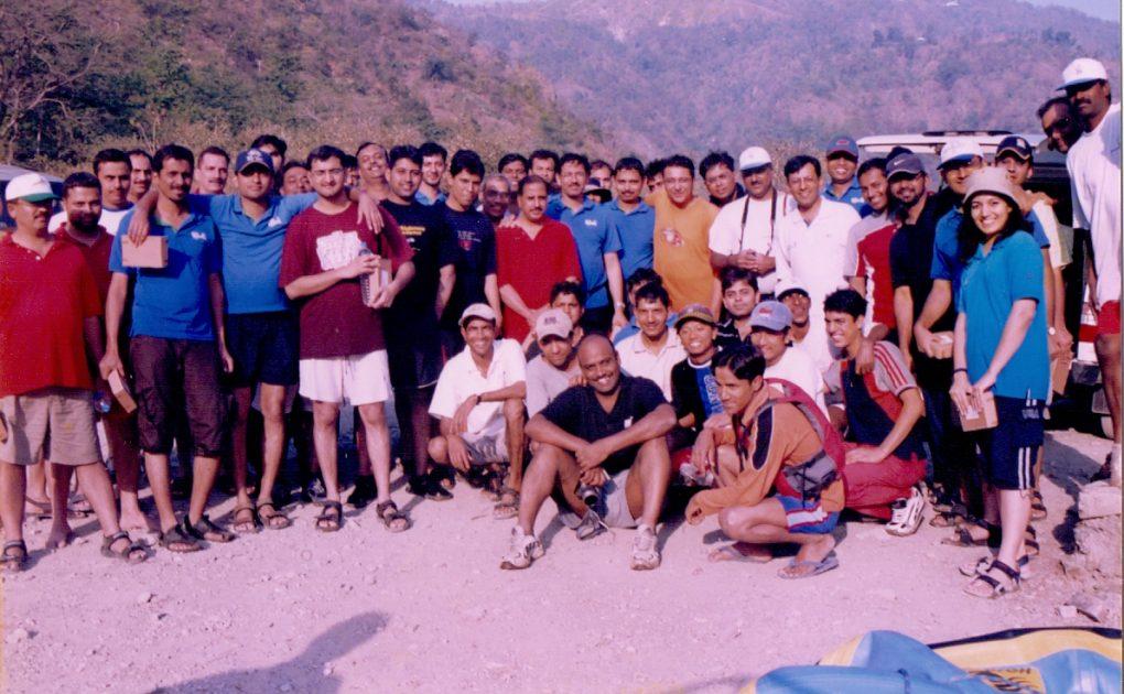 Rishikesh group tour(12)