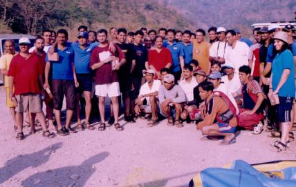 Rishikesh group tour(13)