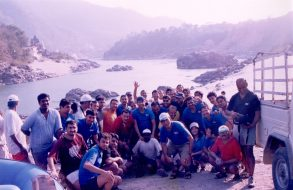 Rishikesh group tour(2)