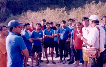 Rishikesh group tour(5)