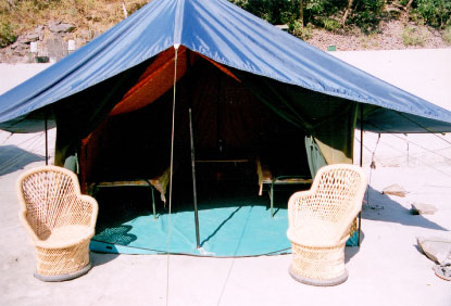 Camping in India(11)