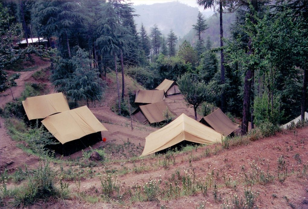 Camping in India(29)