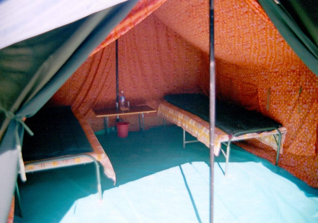Camping in India(3)