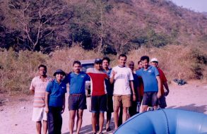 Corporate Adventure tour in Rishikesh
