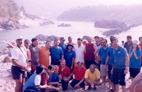 Corporate Adventure Tour in Rishikesh(7)