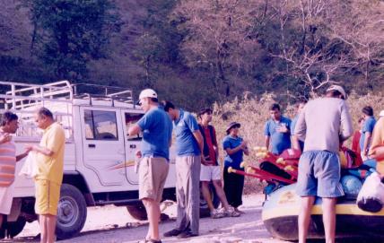 corporate trips to rishikesh