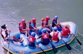 River Rafting Trip(10)