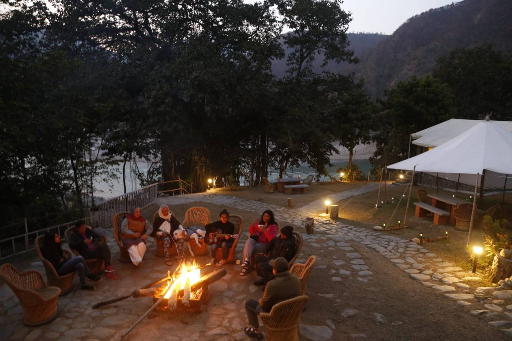 where to stay in rishikesh
