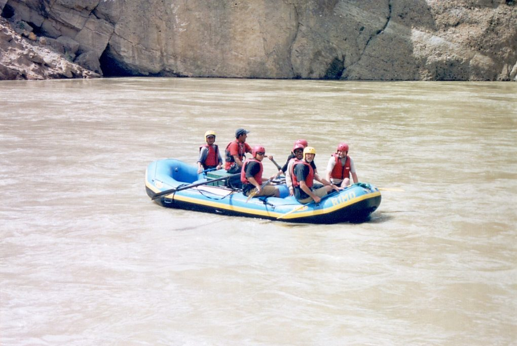 zanskar river rafting expedition