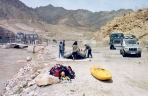 Zanskar river rafting expedition(3)