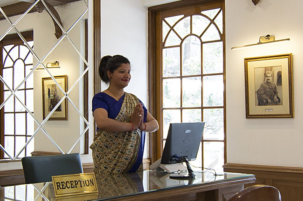 Welcome Heritage Ashdale Hotel in Nainital