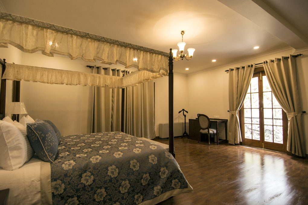 Luxury Hotel in Nainital ashdale
