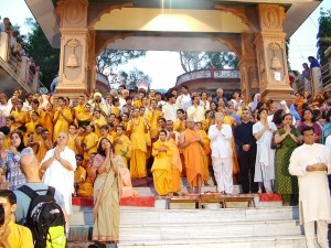Aarti at Rishikesh
